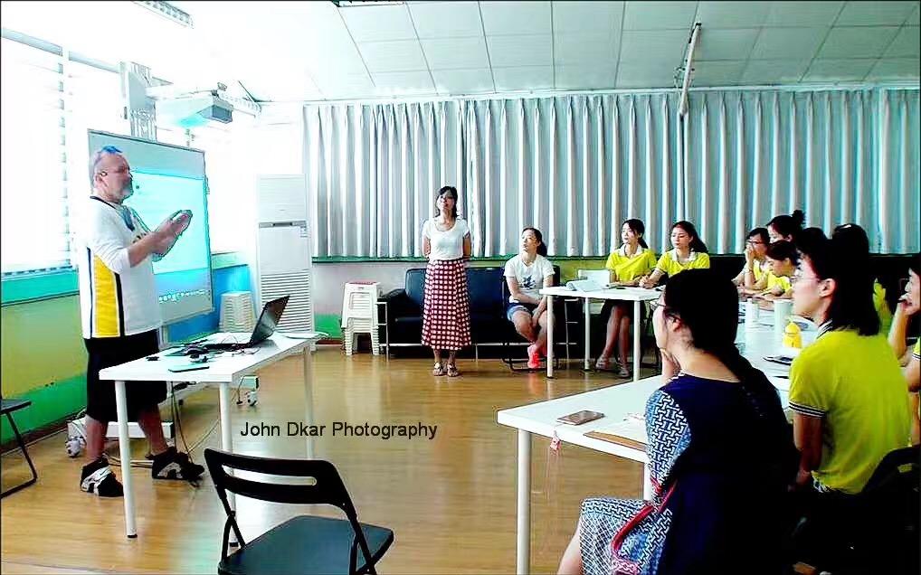 幼儿园开展《构建家园沟通计划》培训交流会-西南民族